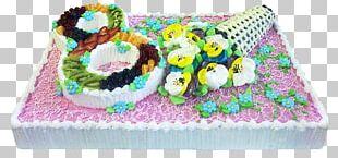 Torte Birthday Cake Cake Decorating Food Dessert PNG
