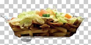 Kapsalon Fast Food Gyro Doner Kebab French Fries PNG