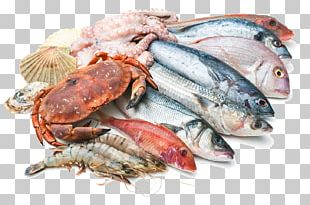 Seafood Fish Market Stock Photography PNG