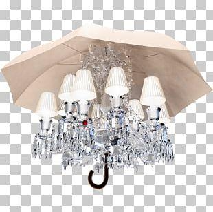 Chandelier Light Fixture Lamp Shades Baccarat PNG