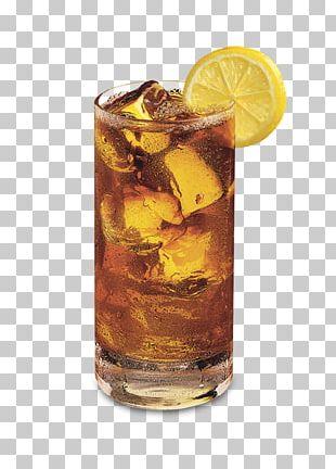 Rum And Coke Long Island Iced Tea Sweet Tea Fast Food PNG