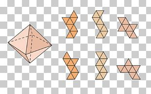 Triangle Net Geometry Regular Octahedron Geometric Shape PNG