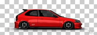 1997 Honda Civic Honda Civic Type R Car Bumper PNG