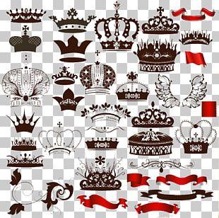 Crown Heraldry Illustration PNG