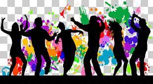 Dance Illustration PNG