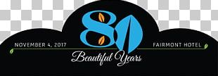 Fundraising Logo We're Blessed Brand Font PNG