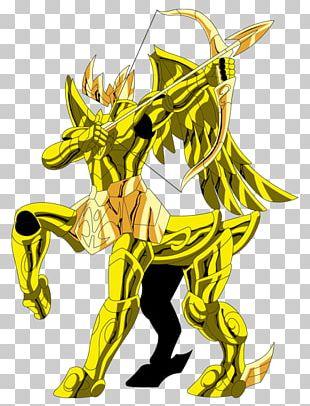 Sagittarius Aiolos Pegasus Seiya Saint Seiya: Knights Of The Zodiac PNG