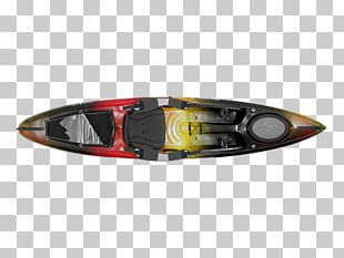 Sit-on-top Kayak Canoe Boat PNG