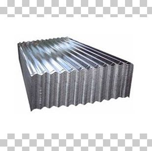 Corrugated Galvanised Iron Sheet Metal Steel Roof Galvanization PNG