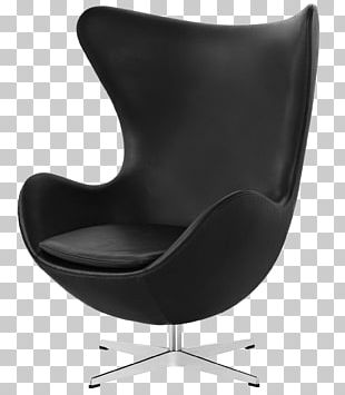 Egg Copenhagen Eames Lounge Chair Fritz Hansen PNG