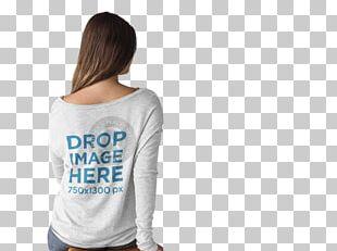Long-sleeved T-shirt Long-sleeved T-shirt Clothing Mockup PNG
