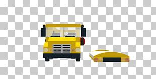 Car Motor Vehicle LEGO Yellow Product Design PNG