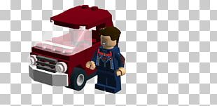 Pac-Man Lego Ideas Car Toy PNG