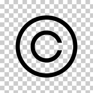 Copyright Symbol Creative Commons License All Rights Reserved PNG