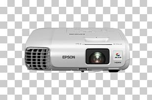 Multimedia Projectors 3LCD Epson LCD Projector PNG