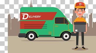 Delivery Courier PNG