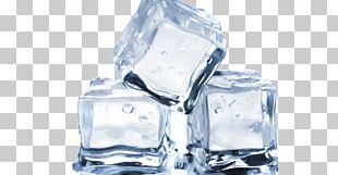 Ice Cube Crystal Water Solid PNG