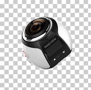 Action Camera Immersive Video 4K Resolution Video Cameras PNG