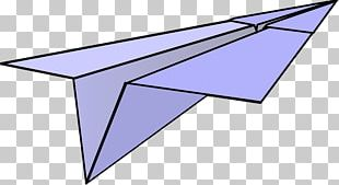 Airplane Paper Plane Free Content PNG