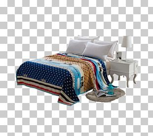 Bed Sheet Bed Frame Furniture PNG