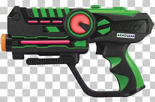 Laser Tag Firearm Infrared PNG