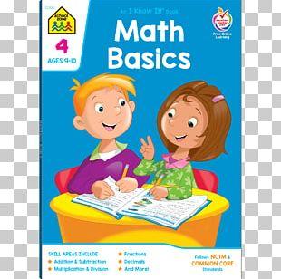 Math Basics 4: Grade 4 Mathematics Tap The Magic Tree Board Book Math BASICS 2 PNG