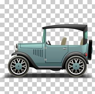 Realistic Vector Cartoon Car Png Images Realistic Vector Cartoon