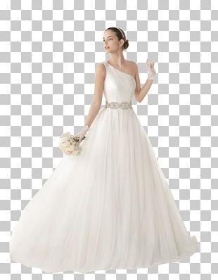 Wedding Dress Bride Ball Gown PNG