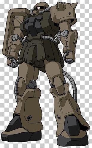 Char Aznable Principality Of Zeon One Year War Gundam MS-06系列机动