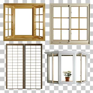 Window Aluminium Door Glazing Manufacturing PNG
