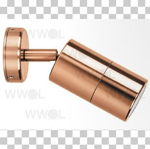 Recessed Light Copper LED Lamp Lighting PNG
