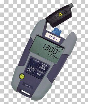Light Optical Power Meter Optics Viavi Solutions Optical Fiber PNG