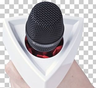 Microphone Flag Pop Filter Headphones PNG