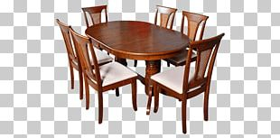 Table Dining Room Chair Living Room Game PNG