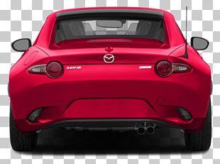2018 Mazda MX-5 Miata RF Car 2017 Mazda MX-5 Miata RF Grand Touring 2017 Mazda MX-5 Miata Grand Touring PNG