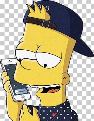 Bart Simpson Homer Simpson Lisa Simpson Marge Simpson Drawing PNG
