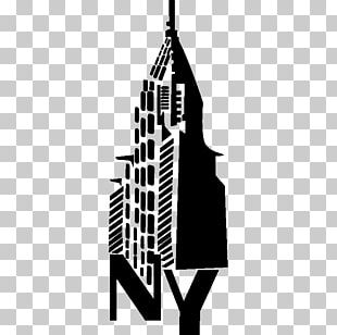Empire State Building Chrysler Building Statue Of Liberty Sticker PNG