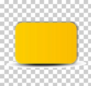 Geometric Shape Yellow Geometry PNG