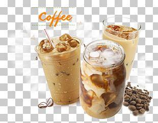 Affogato Bubble Tea Coffee Milk Green Tea PNG