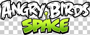 Angry Birds Space Logo PNG