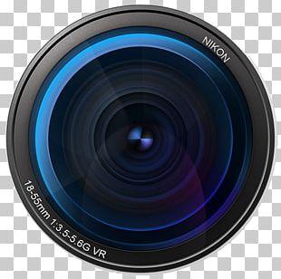 Fisheye Lens Camera Lens Video Cameras Digital Photography PNG
