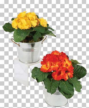 Floral Design Cut Flowers Gift Flowerpot PNG