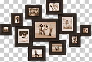 Frames Collage Work Of Art Photomontage Art Museum PNG