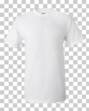 Long-sleeved T-shirt Gildan Activewear Long-sleeved T-shirt White PNG