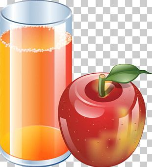 Apple Juice Apple Cider Orange Juice PNG