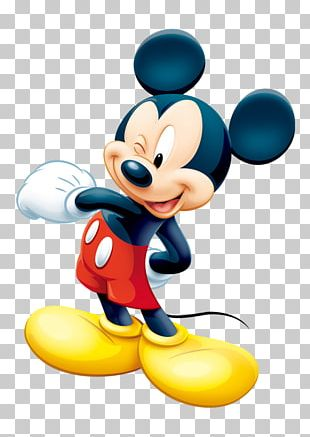 Mickey Mouse Minnie Mouse Computer Mouse PNG