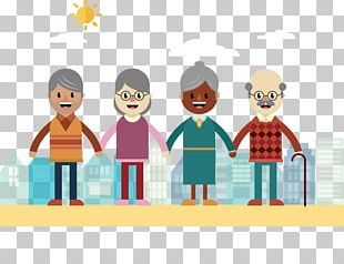 Aged Care Old Age Health Care Caregiver Home Care Service PNG