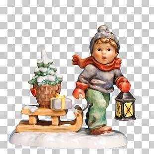 Maria Innocentia Hummel Hummel Figurines Christmas Porcelain Advent PNG
