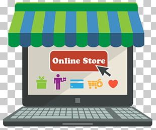 Online Shopping E-commerce Retail Business PNG