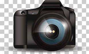 Digital SLR Mirrorless Interchangeable-lens Camera Camera Lens PNG